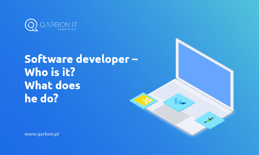 Software developer – Who is it? What does he do?