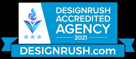Design Rush Acrcredited Agency 2021