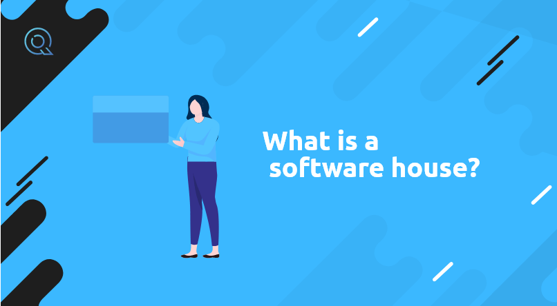 What is a software house?