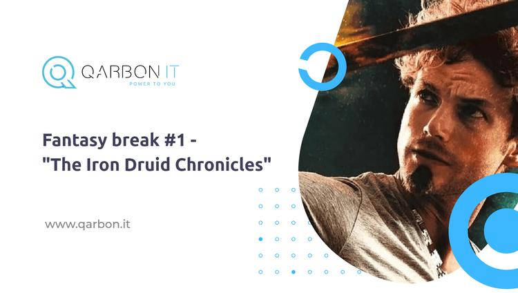 The Iron Druid Chronicles