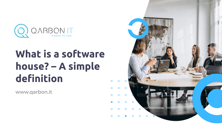 What is a software house? - A simple definition