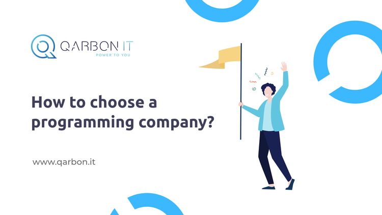 How to choose a programming company?