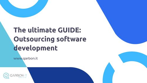 The ultimate guide of outsourcing software development