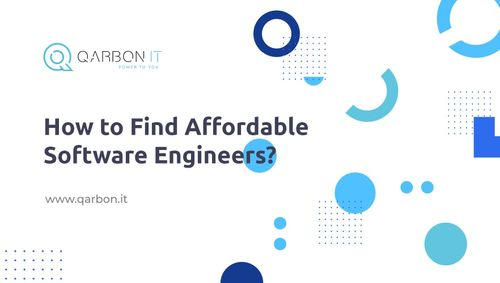 How to find affordable software engineers