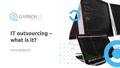 IT outsourcing- what is it?